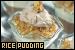 Pudding: Rice